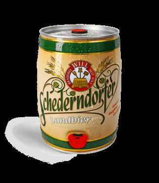 Privatbrauerei Konrad Will Schederndorfer Landbier - 5 Litres