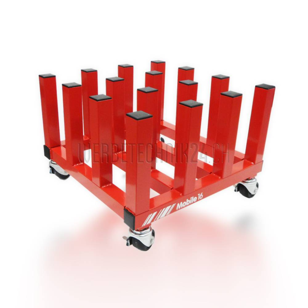 Support mobile de stockage Mobile16