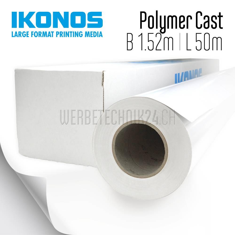 Proficast GPG C50+  Polymer CAST Glanz (Kleber Grau) 1.52m