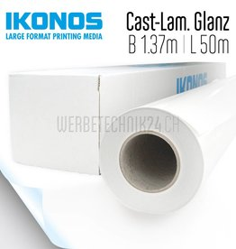 Polymer-Laminat Cast Glossy 1.37m