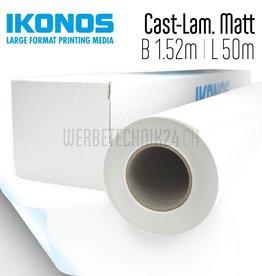 Polymer-Laminat Cast Matt 1.52m