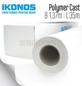 Polymer CAST Glanz (Kleber Grau) 1.37m