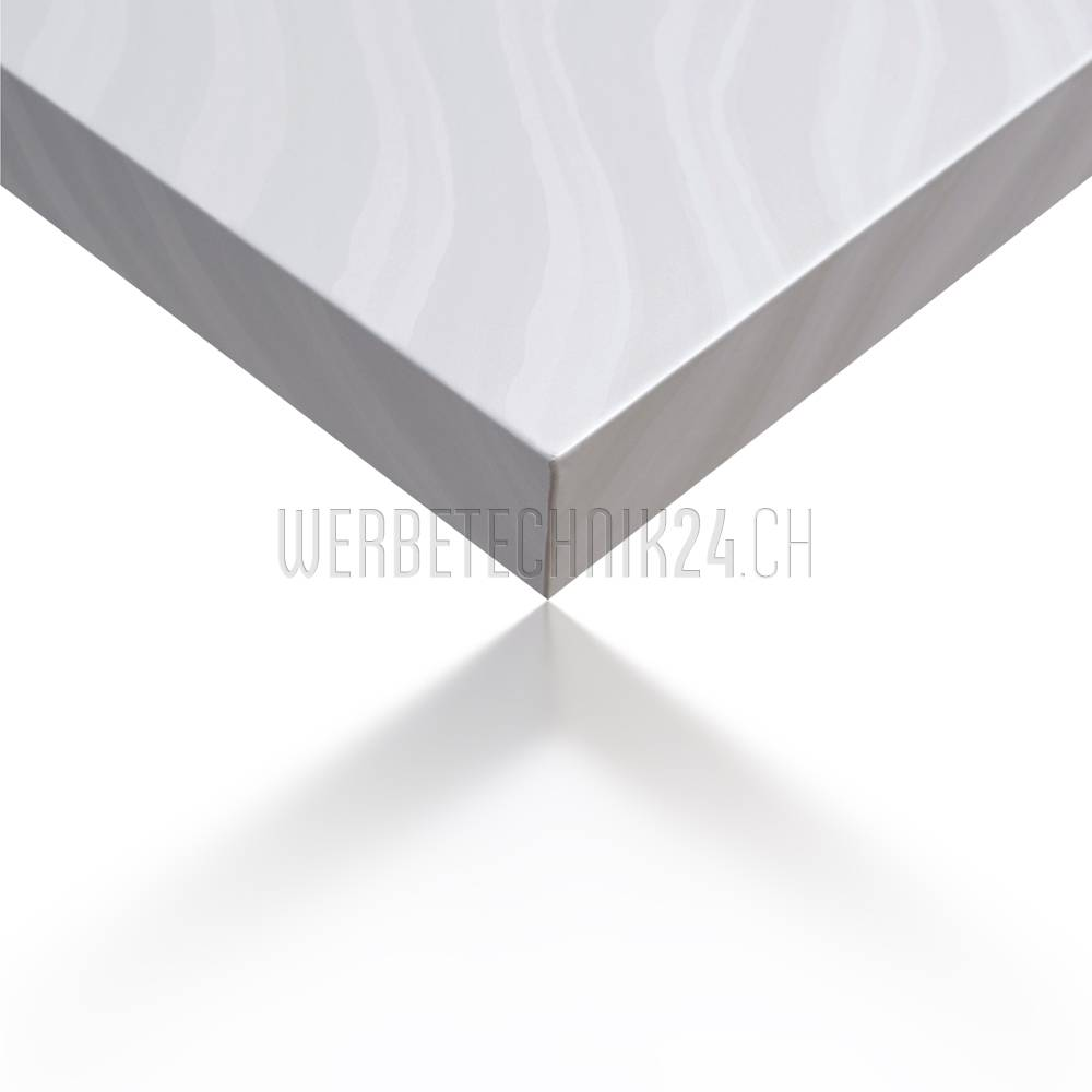 Cover Styl Cover Sty Metallic U16 Serpentine white undulating (LFM)