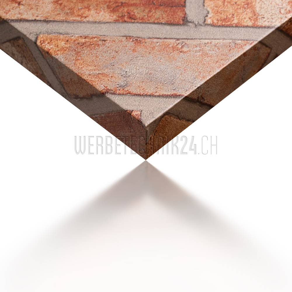 Cover Styl  Pierres naturelles W7 Red bricks