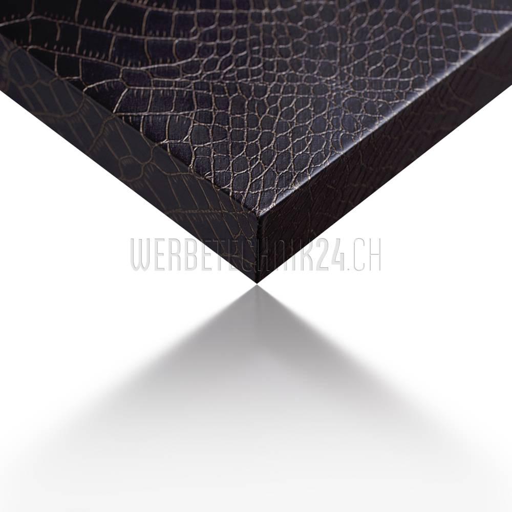 Cover Styl Cover Styl Leder X6 Chocolate leather crocodile skin (LFM)
