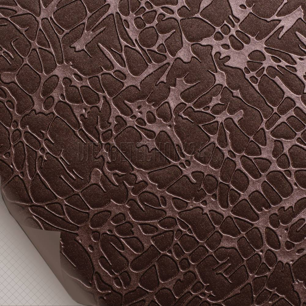 Cover Styl Cover Styl Textiles T8 Copper crackled fabric
