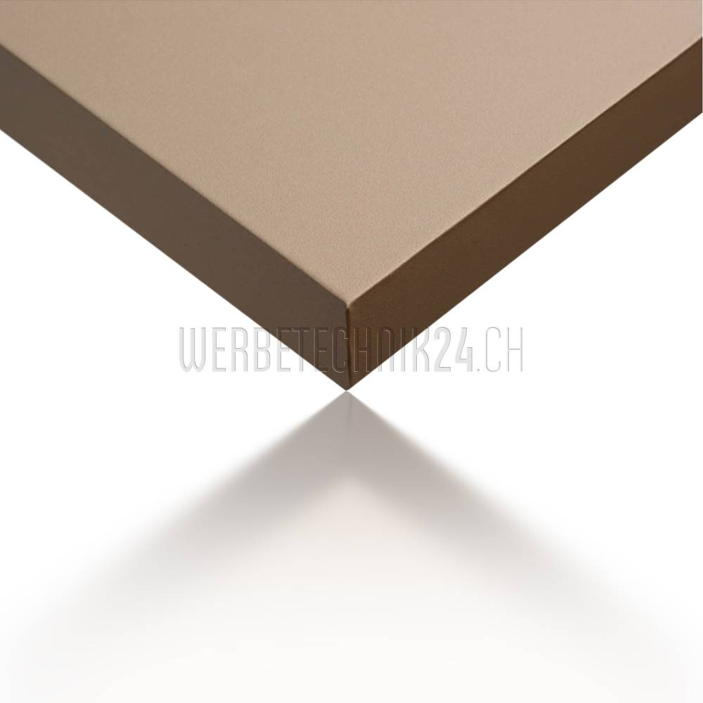 Cover Styl Cover Styl Couleurs unies K4 Solid light brown