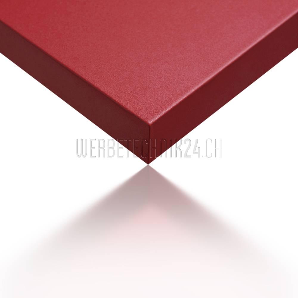 Cover Styl Cover Styl Uni-Farbe L2 Orangey-red velvet grain (LFM)