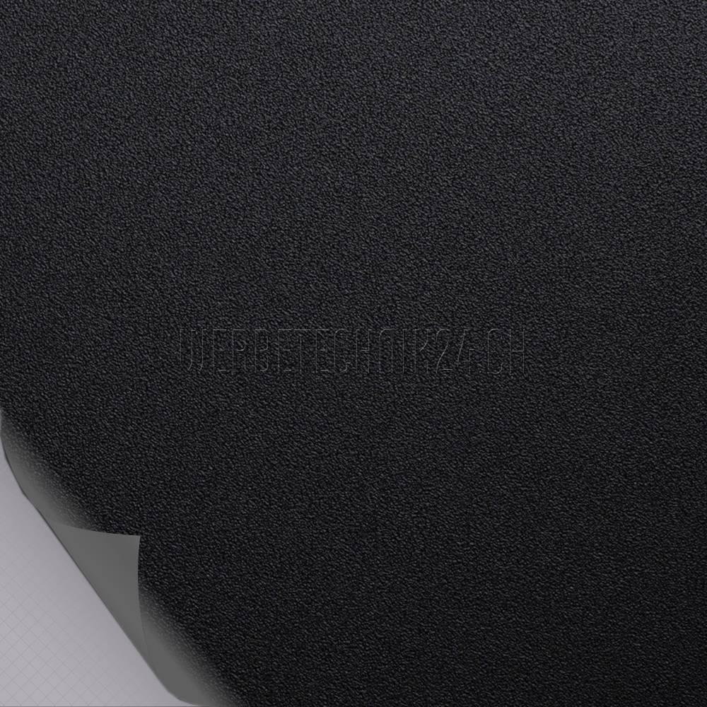 Cover Styl Cover Styl Uni-Farbe K1 Mat black velvet grain (LFM)