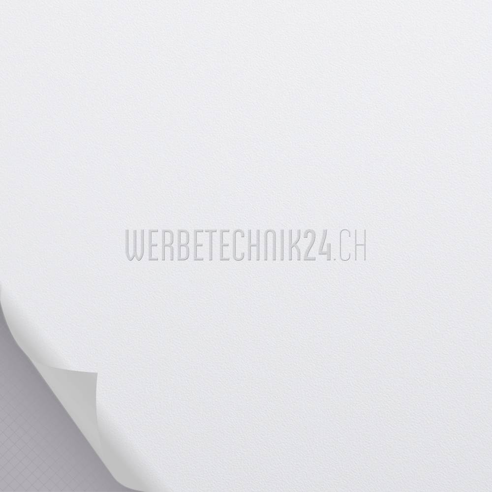 Cover Styl Cover Styl Uni-Farbe J3  Megève white velvet grain (LFM)
