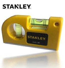 STANLEY® Taschen-Wasserwaage magn.
