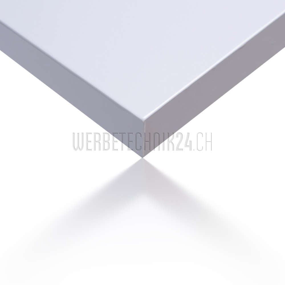 Cover Styl Cover Styl Uni-Farbe J4 Lacquered white (LFM)