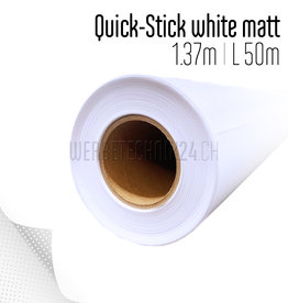 Quick-Stick white matt