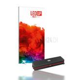 LEDUP -  85 x 200cm avec imprimé compris