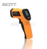 Sott® Thermomètre à infrarouge