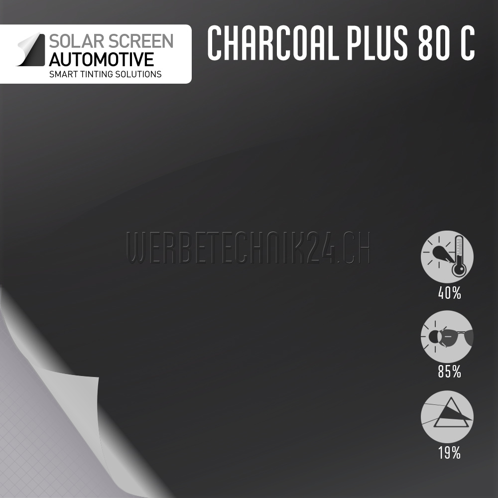 Charcoal Plus 80 C