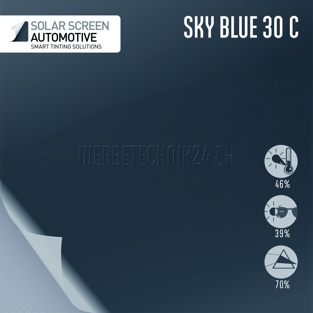 Sky Blue 30 C