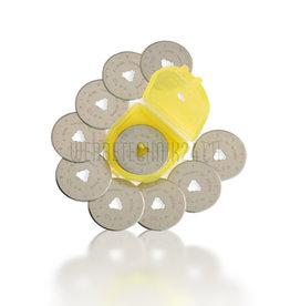 OLFA® Lame rotative 28mm 10 pces