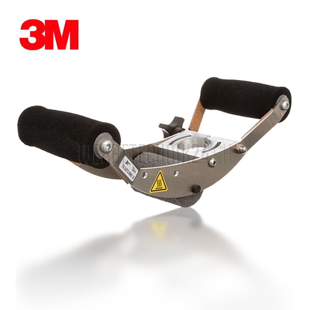 3M Applicateur à 2 mains pour surfaces texturées TSA-4