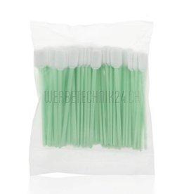 Bâtonnets de nettoyage embout polyester (100pces)