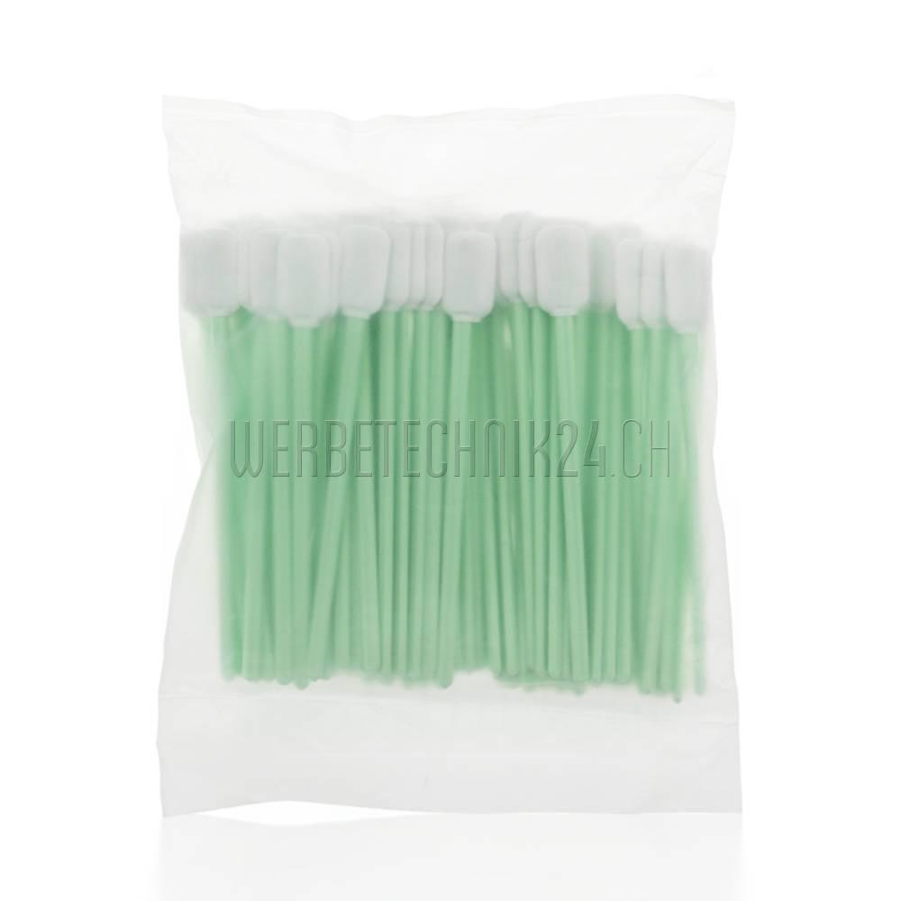 Reinigungsstäbchen Polyester (100 Stk.)