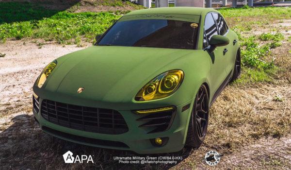 Military Green CW/84.0-HX