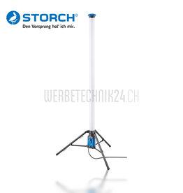 Tour LED 360°, hauteur180cm, 72W