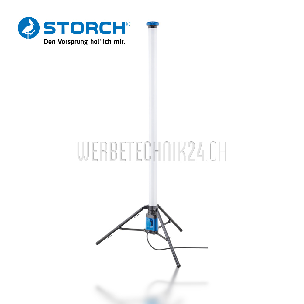 LED Tower, 360° Ausleuchtung 180cm