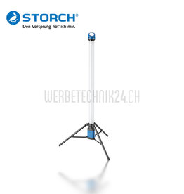 LED Tower Akku, 360° Ausleuchtung 150cm