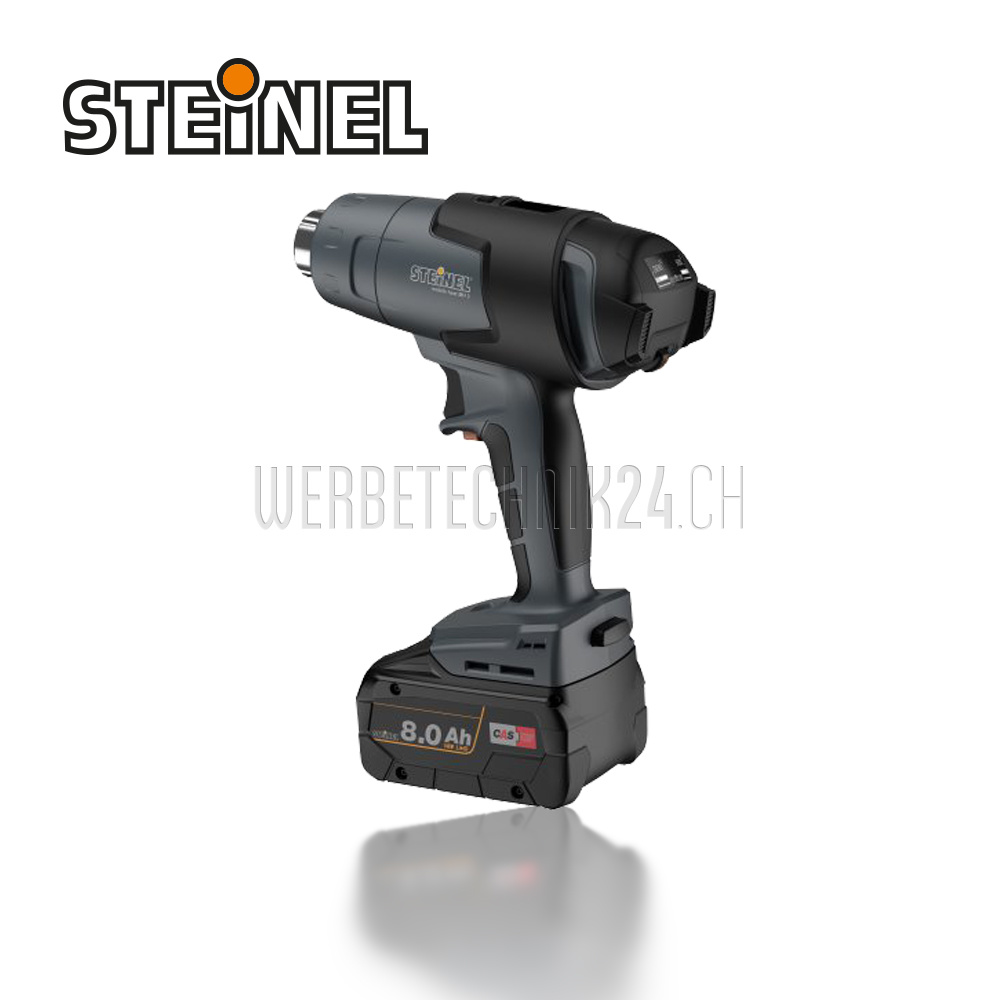 Steinel® Akku-Heissluftgebläse MH 3