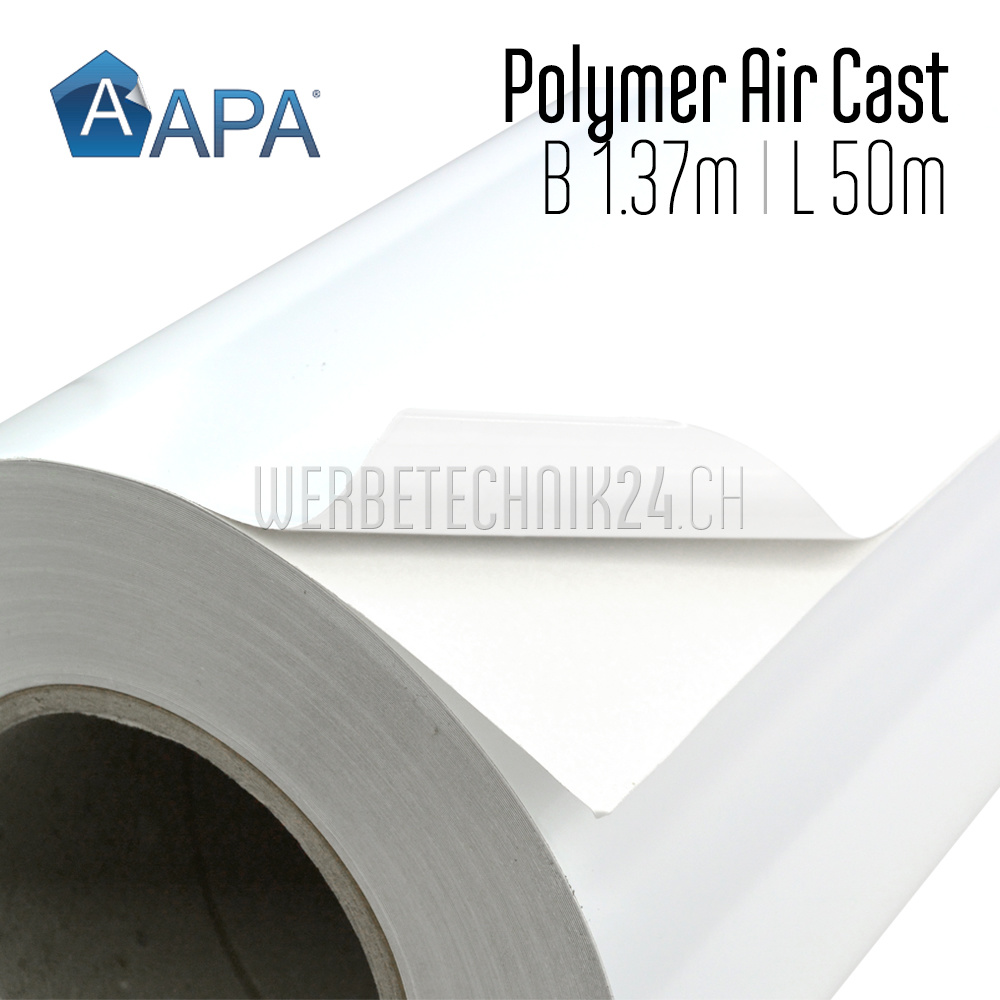 AIR+ Fast & Easy Polymer Cast Glossy CWR007-J - 1.37m