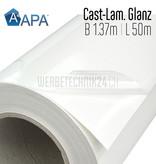 Polymer-Laminat Cast Glanz  L991.40 - 1.37m