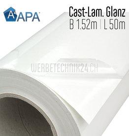 Polymer-Laminat Cast Glanz / 1.52m