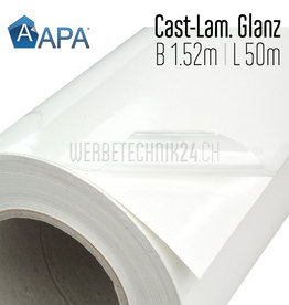 Polymer-Laminat Cast Glossy / 1.52m