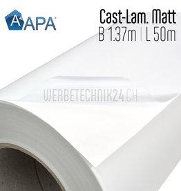 Polymer-Laminat Cast Matt / 1.37m