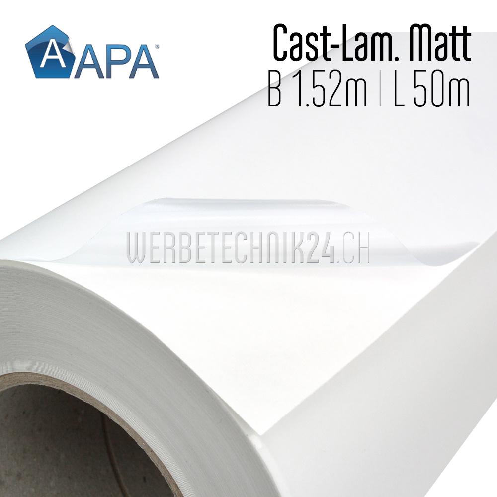 Polymer-Laminat Cast Matt L/981.40 - 1.52m