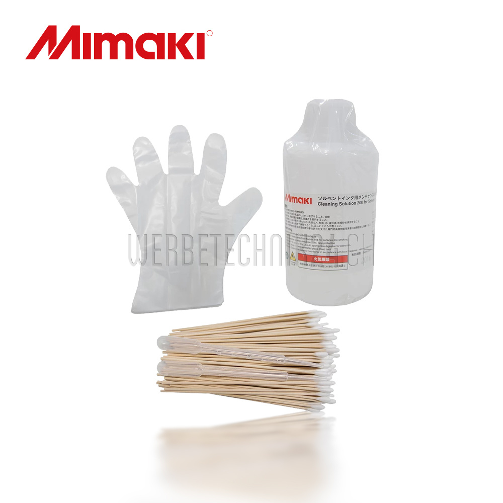Cleaning Solution SPC-0369 - Kit de nettoyage