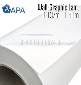 APA Wall-Graphic Laminat matt