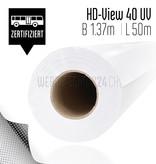 HD-View 40UV - Windowfolie 1.37m