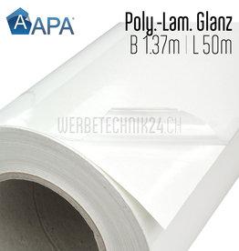 Polymer-Laminat Glossy 1.37m