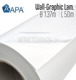 APA Wall-Graphic Laminat brillant