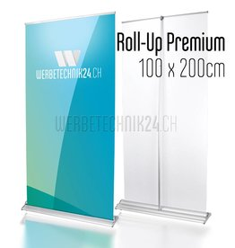 Roll-Up Premium 100x200cm
