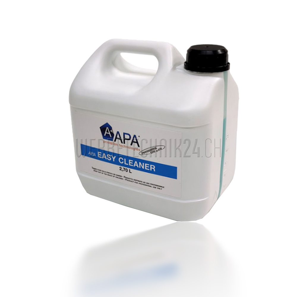 APA® Easy-Cleaner