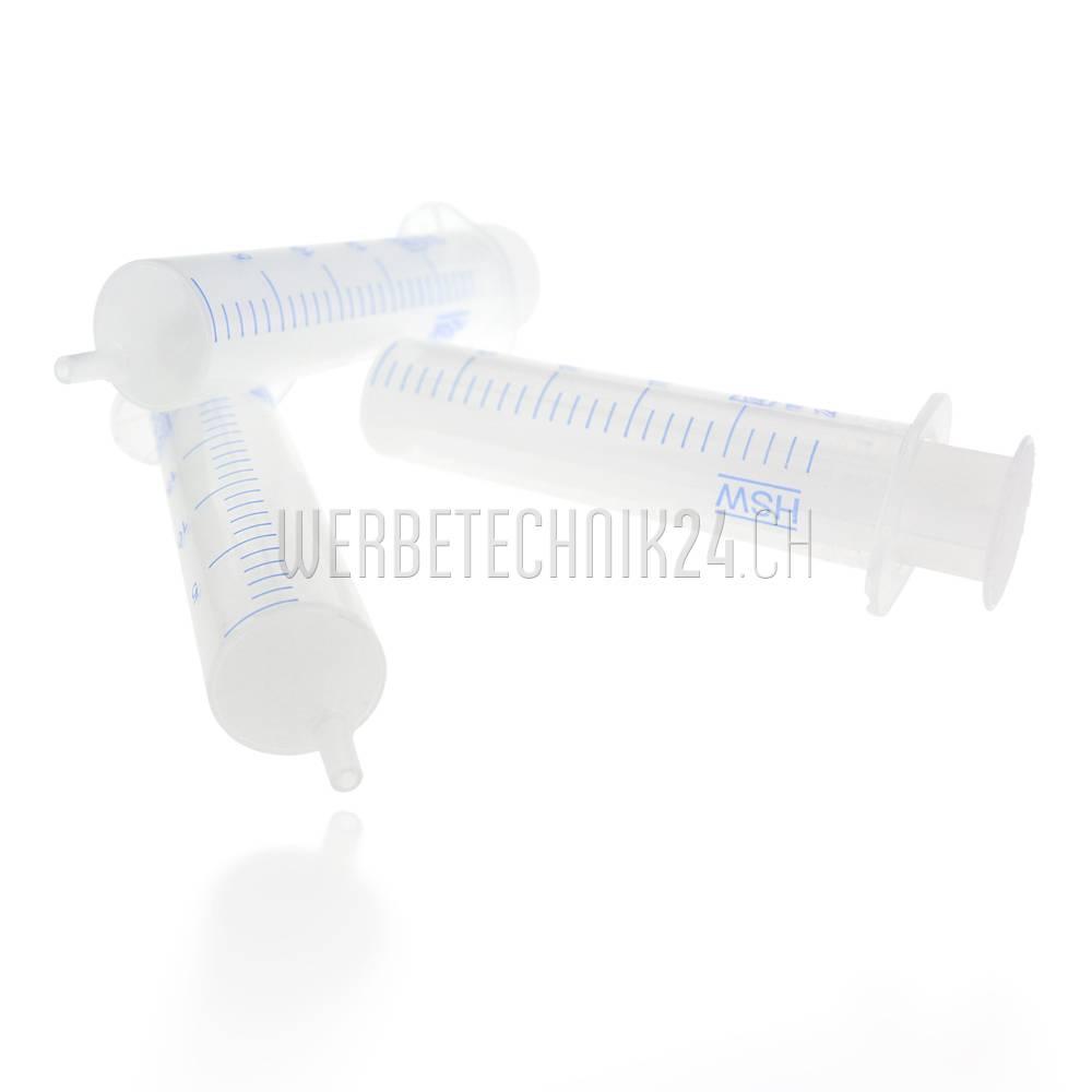 Reinigungs-Spritzen 20ml (5 Stk.)