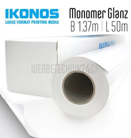 Monomer Glossy Perm. (Adhésif blanc) 1.37m