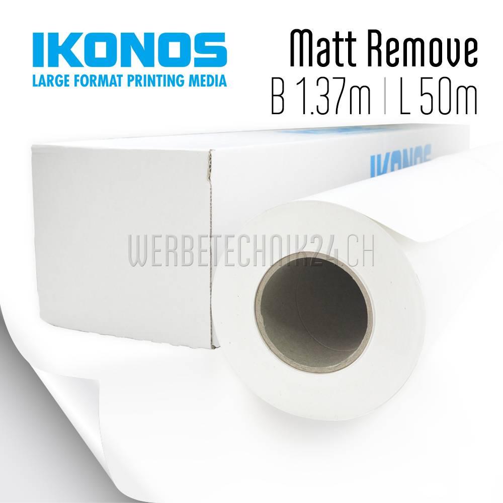 Pro GRT/MRT 100+ Remove Weiss mat 1.37m