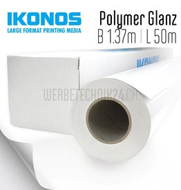 Polymer Glossy Permanent (Adhésif  Gris) 1.37m