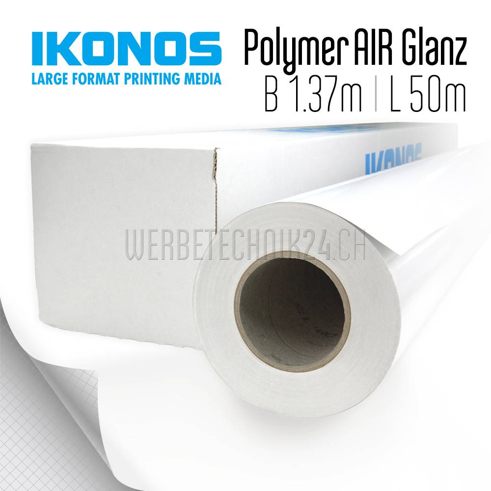 AIR - Easy&Fast Polymer Glanz Permanent 1.37m