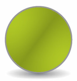 Ultra Gloss Apple Green