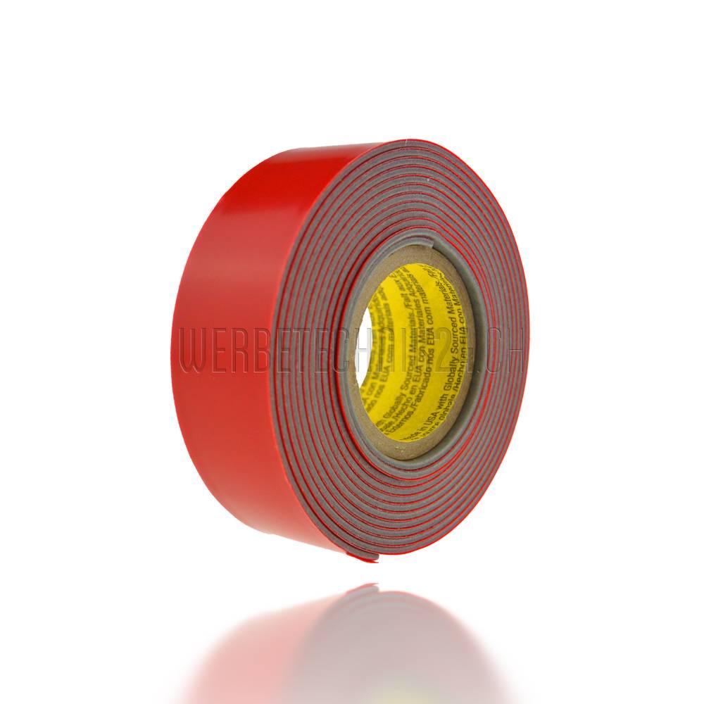 3M™ Scotch Ruban adhésif de montage Extreme 19mm x 1,5m